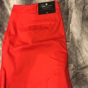 Worthington Red Shorts
